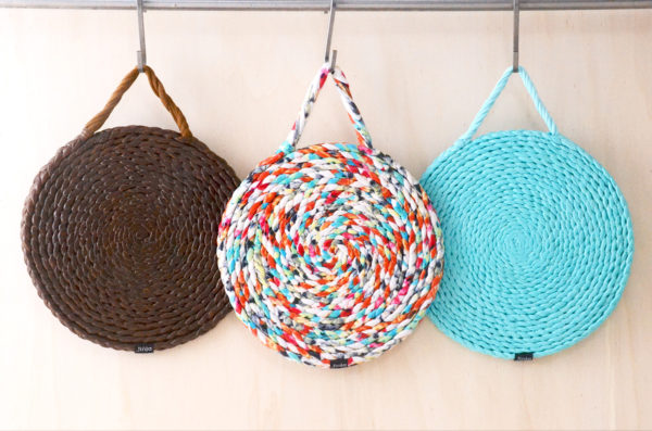 Hot Pad collection Jinja eco products