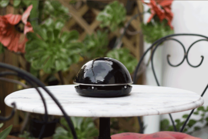 Egloo, the most environmentally friendly heater
