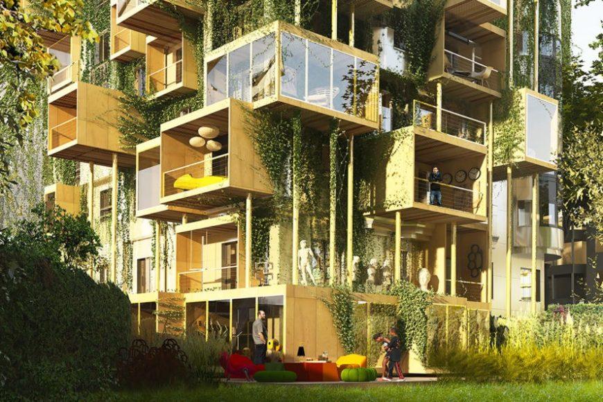 Malka's Plug-in City 75 design