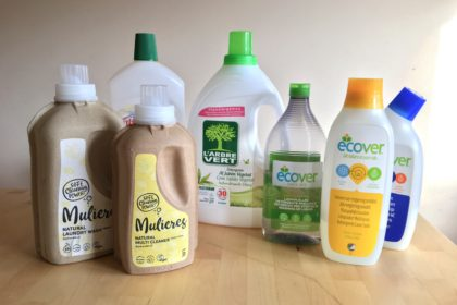 Eco cleaning – Ecological detergents
