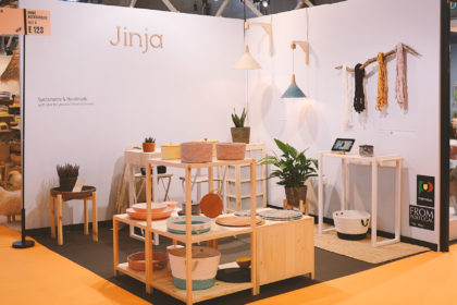 Jinja at Maison & Object – September 2019